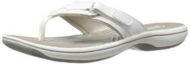 CLARKS Breeze Sea Women's Flip Flops
