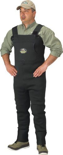 Caddis Neoprene Stocking Foot Waders for Men