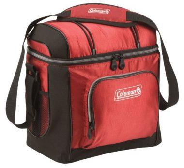 Coleman 16-Can With Hard Liner Soft Cooler