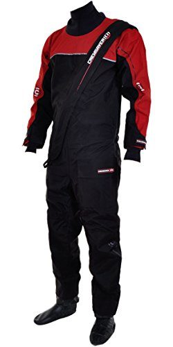 Cirrus Drysuit Including UnderFleece & Dry Bag by Crewsaver
