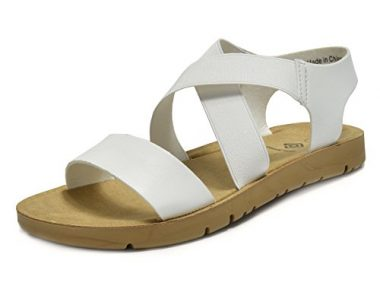 Dream Pairs Greek Platform Wedge Flat Sandals for Women