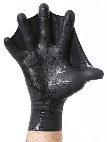Darkfin Webbed Power Gloves