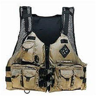 Extrasport Osprey Canoe/Kayak Rafting Fishing Personal Flotation Device/Life Jacket