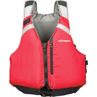 Extrasport Sturgeon Canoe/Kayak Rafting Fishing Personal Flotation Device/Life Jacket
