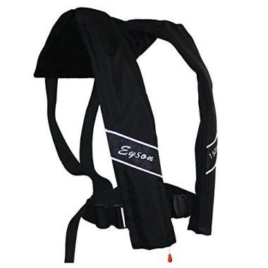 Eyson Slim Inflatable PFD Life Jacket Life Vest