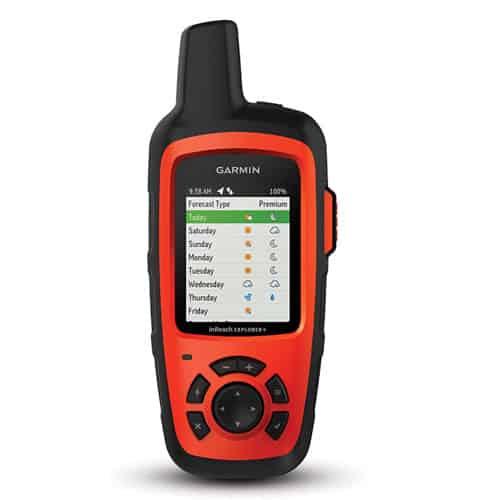 Garmin in Reach Explorer+ Handheld Marine GPS