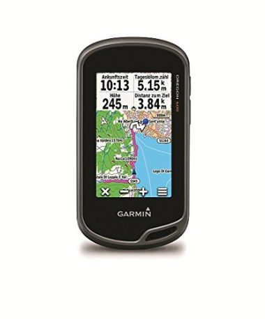Garmin Oregon 600 3-Inch Worldwide Handheld GPS