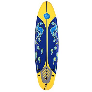 Giantex 6'Durable Construction Surfboard