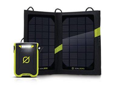 Goal Zero Venture 30 Portable Solar Panels