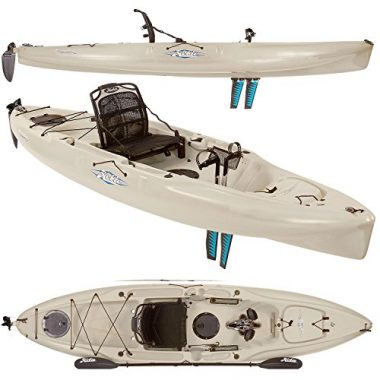 Hobie Mirage Outback Stand Up Fishing Kayak