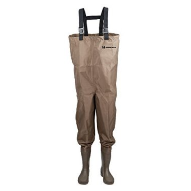 Hodgman Mackenzie Cleated Bootfoot Chest Fishing Waders