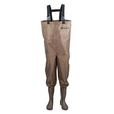 Hodgman Mackenzie Cleated Bootfoot Chest Fishing Waders