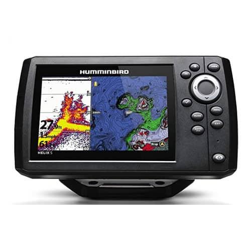 Humminbird 410210-1 HELIX 5 CHIRP G2 Fish Finder Marine GPS