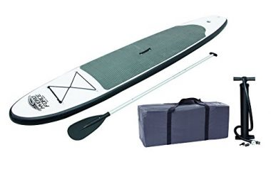 HydroForce WaveEdge Inflatable Stand Up Paddle Board