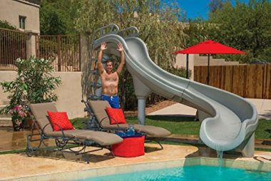 Inter-Fab Adrenaline Pool Slide