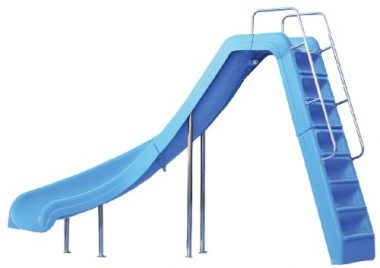 Inter-Fab Wild Ride Pool Slide