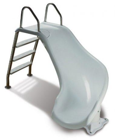 Inter-Fab Zoomerang Pool Slide