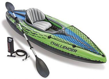 Challenger K1 Kayak by Intex