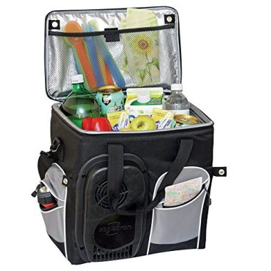 Koolatron 26-Quart Sided Electric Travel Soft Cooler