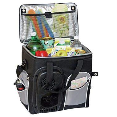 Koolatron 26-Quart Sided Electric Travel Soft Cooler