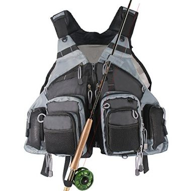 KyleBooker Fly Fishing Life Jacket