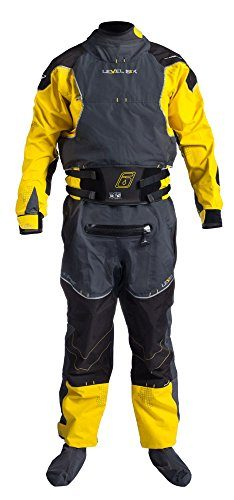 Level Six Emperor 3.0 Ply Kayak & Canoe Drysuit