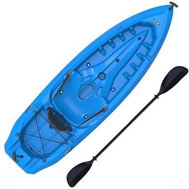Lotus Sit On Top Kayak with Paddle by Lifetime