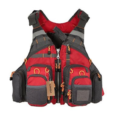 Lixada Fly Fishing Life Jacket