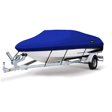 MSC Trailerable Waterproof Boat Cover