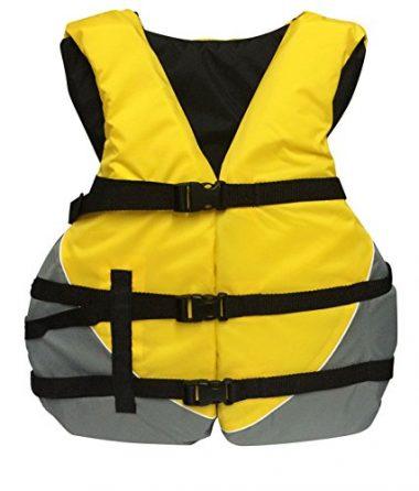 MW Universal Adult Life Jacket Ski Vest PFD