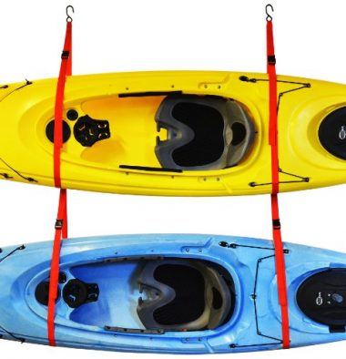 SlingTwo Double Kayak Storage System by Malone Auto Racks