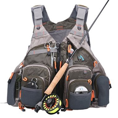 Maxcatch Fly Fishing Life Jacket