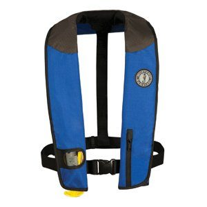 Mustang Survival Deluxe Manual PFD Inflatable Life Jacket
