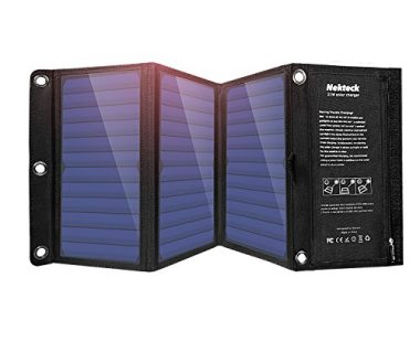 Nekteck 21W Solar Charger