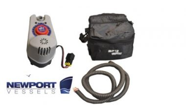 12V Electric Pump by Newport Vessels