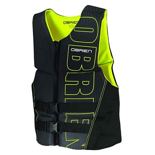 O'Brien Men's Flex V-Back BioLite Sailing Life Jacket
