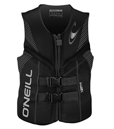 O'Neill Men's Reactor USCG Life Jacket For Water Sports