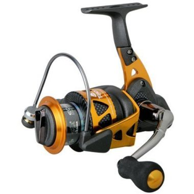 Okuma Fishing Tackle Corp. Okuma Trio High Speed Spinning Reel