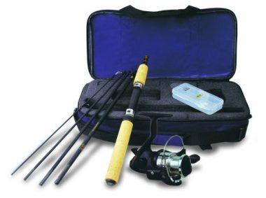 Okuma VS-605-20 Voyager Spinning Travel Kit Fishing Rod