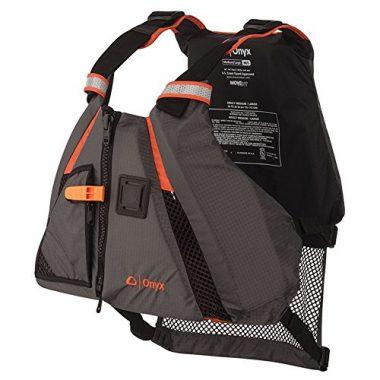 Onyx MoveVent Dynamic Paddle Sports Kayak Life Vest