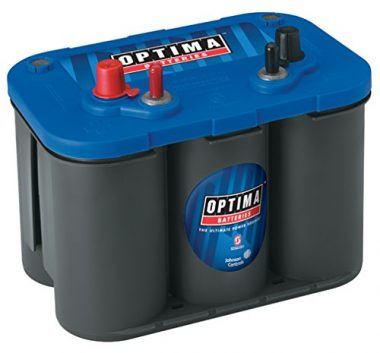 Optima Batteries BlueTop Marine Battery