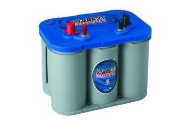 Optima Batteries BlueTop Starting Deep Cycle Marine Battery