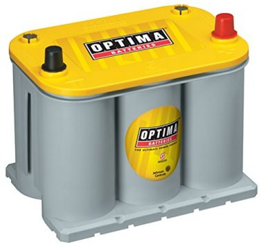 Optima Batteries YellowTop Dual Purpose Marine Battery