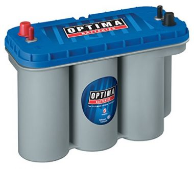 Optima Batteries BlueTop Starting and Deep Cycle Battery