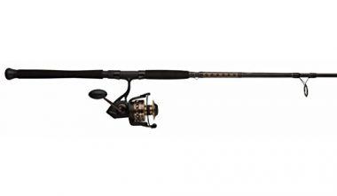 PENN Battle II Combo Fishing Rod