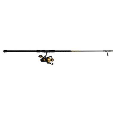 Penn Spinfisher V Spinning Fishing Reel & Rod Combo