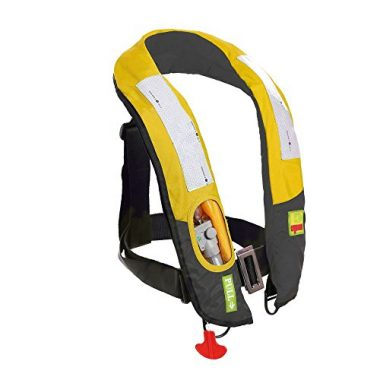 Lifesaving Pro –  Automatic / Manual Inflatable Life Jacket