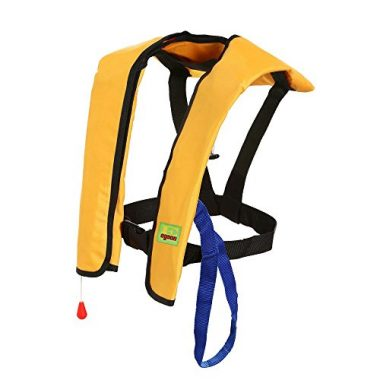 Lifesaving Pro – Premium Quality Manual Inflatable Life Jacket