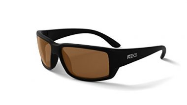 REKS Unbreakable Wrap Around Fishing Sunglasses