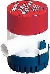 Rule 25D Submersible Bilge Pump